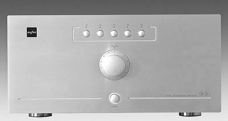 Dussun V8i Integrated Amplifier